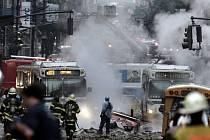 Výbuch parovodu vyvolal v lidech vzpomínky na 11. září