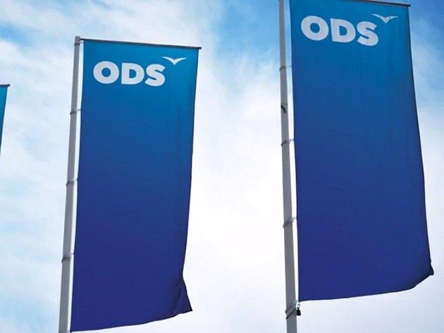 Nové logo ODS.