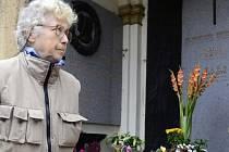 Někdejší sovětská disidentka Natalja Gorbaněvská.