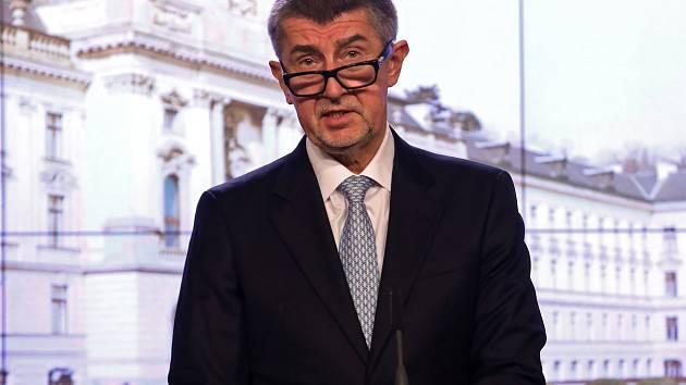 TK po prvním jednání nové vlády s premiérem Andrejem Babišem.