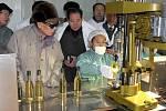 Většina lihovin v Severní Koreji má vysoký podíl alkoholu a čínský kchao-liang s 46 až 50 procenty je opravdu velmi oblíbený.