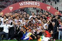 Evropskou ligu letos vyhráli fotbalisté FC Sevilla.