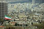 Teherán, hlavní město Íránu