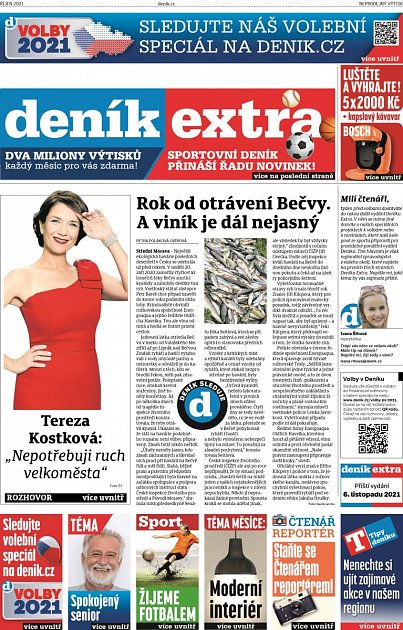 Deník Extra 09/21