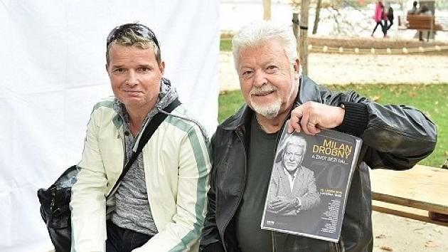 Martin France a Milan Drobný.