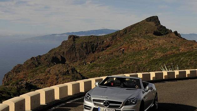 Mercedes-Benz SLK.