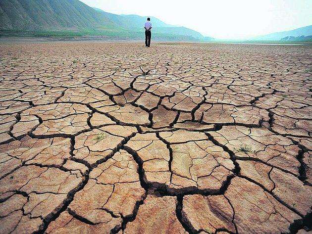 Klima - ilustrační foto
