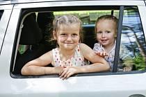 Zpříjemněte dětem cestu na dovolenou