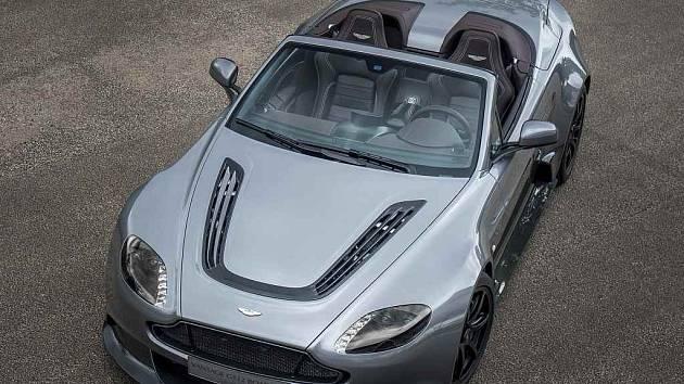 Aston Martin Vantage GT12 Roadster.