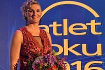 Oštěpařka Barbora Špotáková poosmé vyhrála anketu Atlet roku.