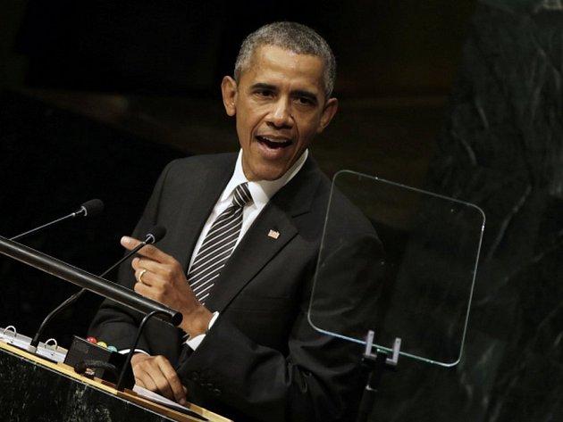 Americký prezident Barack Obama v neděli vyzval k ambiciózní dohodě v rámci boje proti klimatickým změnám na ekologickém summitu, který se na přelomu listopadu a prosince uskuteční v Paříži.