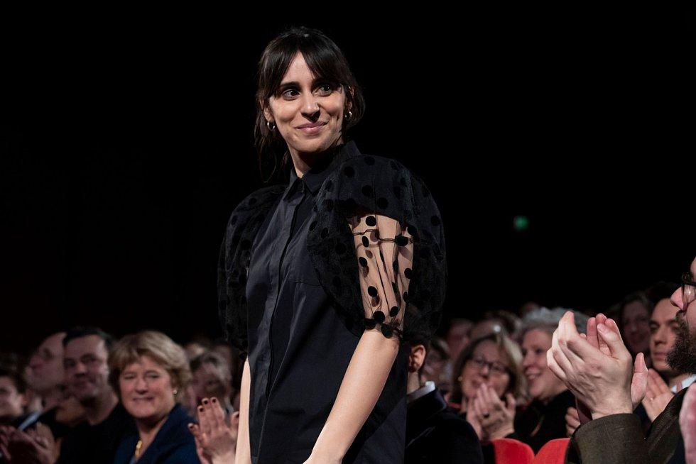 Maryam Zaree na festivalu Berlinale