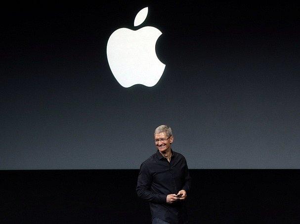 Šéf firmy Apple Tim Cook.