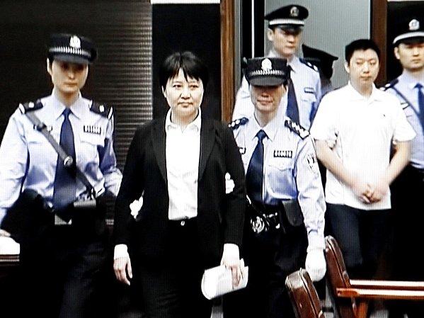 Ku Kchaj-laj u soudu