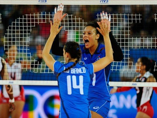 Volejbalistky Itálie na mistrovství světa.