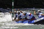 Český rafting veze 42 medailí z ME