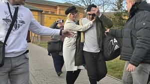 Tomáš Řepka opustil věznici