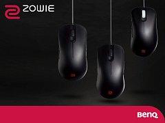 Ergonomické myši Zowie.