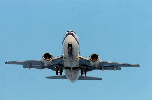 Tryskové letadlo Boeing 4