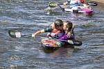 ME ve vodním slalomu 2020 - Kateřina Kudějová