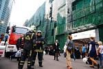 Kvůli hoaxům museli v Moskvě evakuovat více než 50 tisíc lidí.