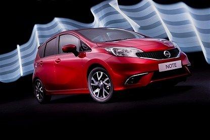 Nový Nissan Note