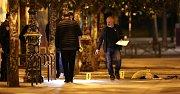 Útok nožem v Paříži