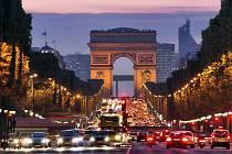 Doprava v Paříži.