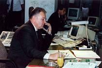 S Evropou jsme se propojili 18. 10. 1995, kdy dispečer Zdeněk Svatoš dal příkaz do rozvodny Hradec