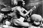 Čumaš Rafael, který významně přispěl k poznání způsobu života původních obyvatel severoamerického kontinentu