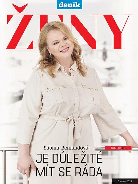 Titulní stránka magazínu Ženy