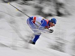 Jiří Magál na Tour de Ski v Oberhofu.