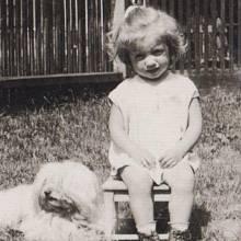 Eva Grossmannová v roce 1935.