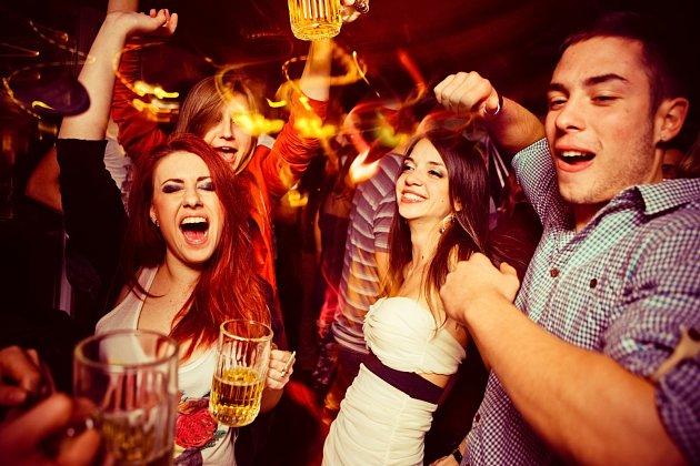 Češi jsou milovníky alkoholu.