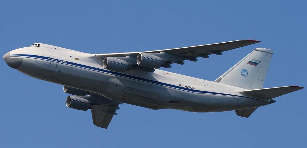 6. Antonov An-124 Ruslan