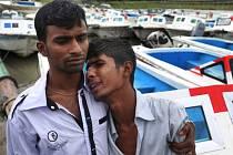 V Bangladéši se potopil říční přívoz se 100 cestujících, do kterého narazila nákladní loď. Ilustrační foto.