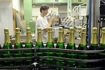 Největší tuzemský výrobce sektů a vín, společnost Bohemia Sekt.