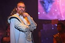 Landova rocková opera Klíče králů se blíží k premiéře.