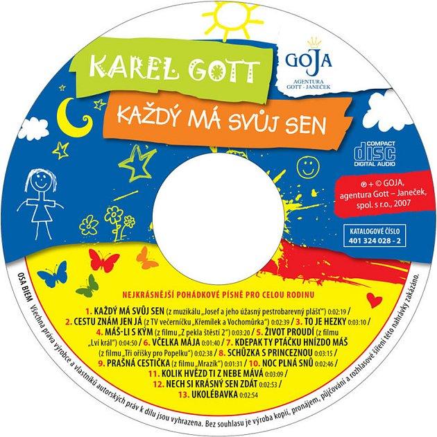 Exkluzivní novinkové CD s pohádkovými hity u vašeho oblíbeného Deníku jen za 44 Kč