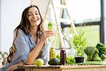 V lednu se dostává ke slovu skromnější a hlavně více dietní i zdravější kuchyně.