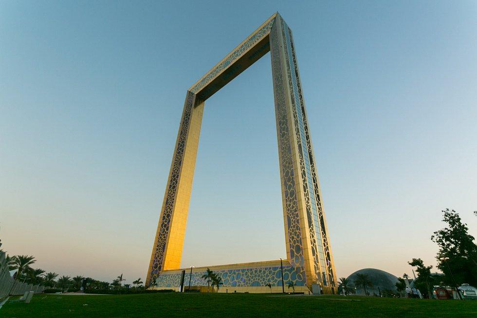 Dubaj otevřela novou ikonickou vyhlídku