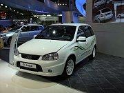 Elektromobilitu nerozhýbal ani první ruský elektrický vůz Lada Elada