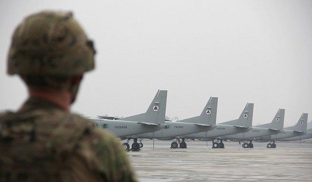 Afghánské letecké síly