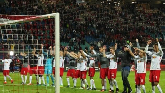 Fotbalisté RB Lipsko