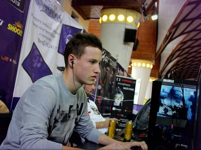 Jakub Jankto na BenQ Grunex Challenge 2013.
