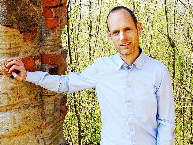 Jan Kramář, vedoucí oddělení správy sbírkového fondu Poštovního muzea