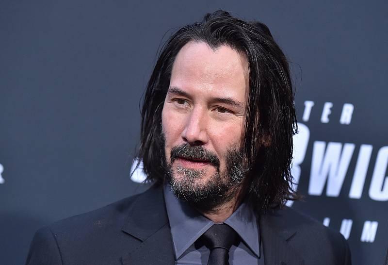Keanu Reeves Bývá označován za nejhodnější celebritu, jakou byste v současném Hollywoodu mohli potkat.