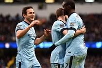 Fotbalisté Manchesteru City zdolali Crystal Palace