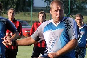 Trenér Jan Pleticha.