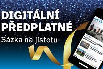 Darujte k Vánocům předplatné Deník.cz.